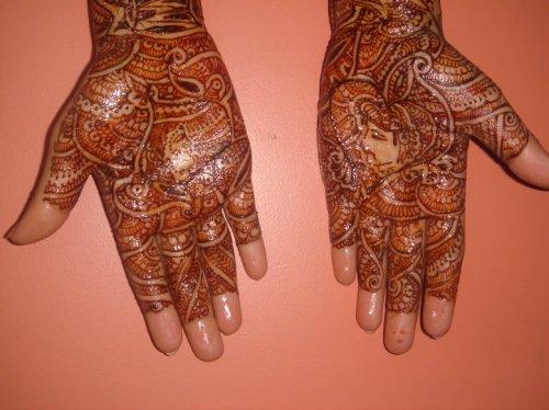 Индийское тату