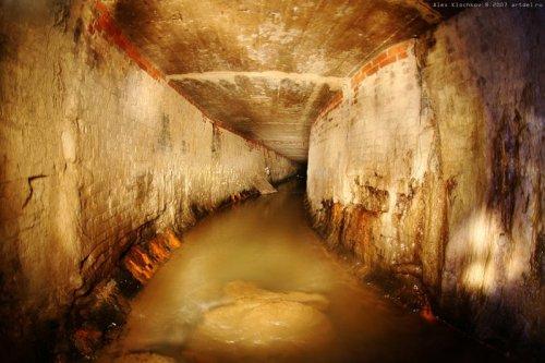 Экскурсия в канализацию