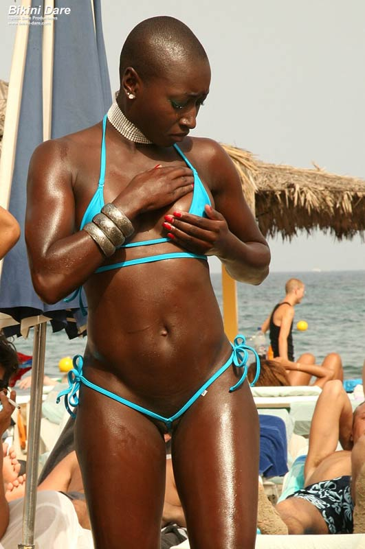 Bikini dare gallery preview