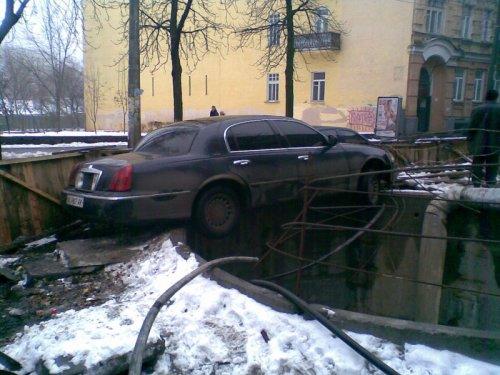Классная парковка