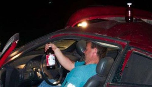 О пьянстве за рулем