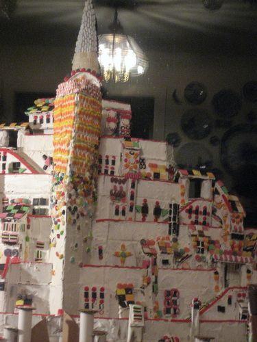 Сладкий замок