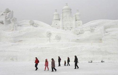 Ледовый мир в Харбине