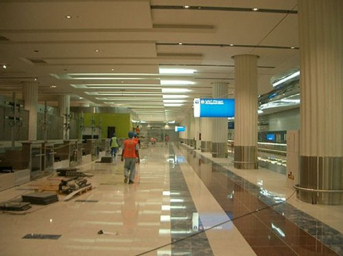Метро в Дубаи