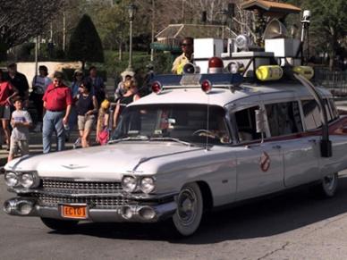 Легендарные автомобили Голливуда
