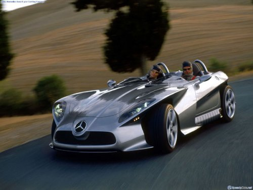 Mercedes-Benz F400 Carving