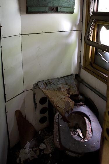 Заброшенные поезда