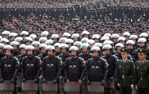Китайский антитеррор