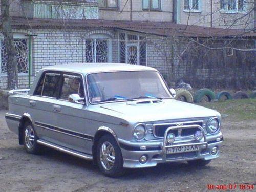 Российский тюнинг