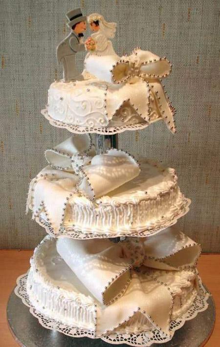 Торт на свадьбу » Фотоприколы и картинки на Чундре