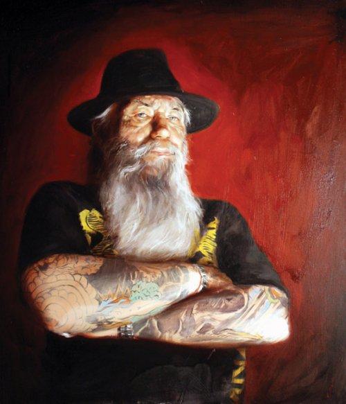 Тату-портреты